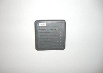 DATACENTRE_ Magnetic card reader